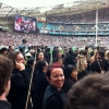 Before heading on the field for the NRL Grand Final