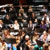 The Metropolitan Orchestra in Rehearsal Blue Planet - Sydney Opera House