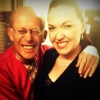 David Helfgott and Sarah-Grace Williams after performing Rachmaninoff Piano Concerto no 3 with The Metropolitan Orchestra