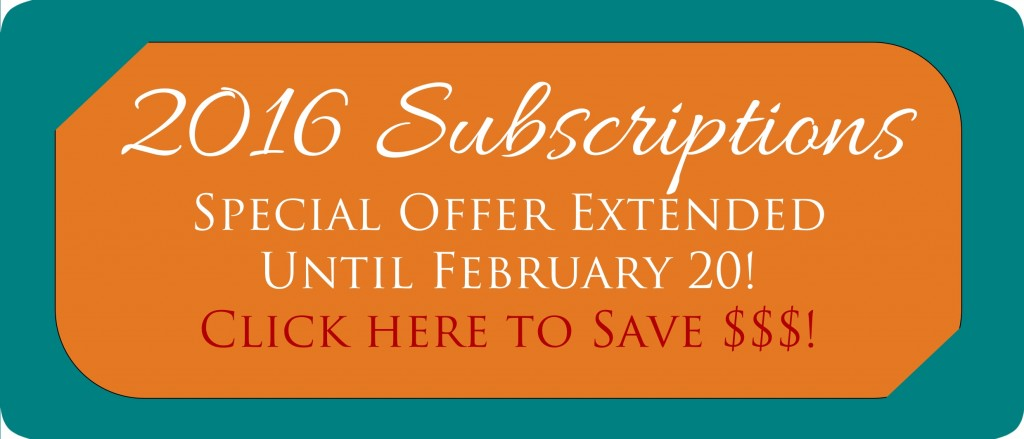 Subscription button long extended deal
