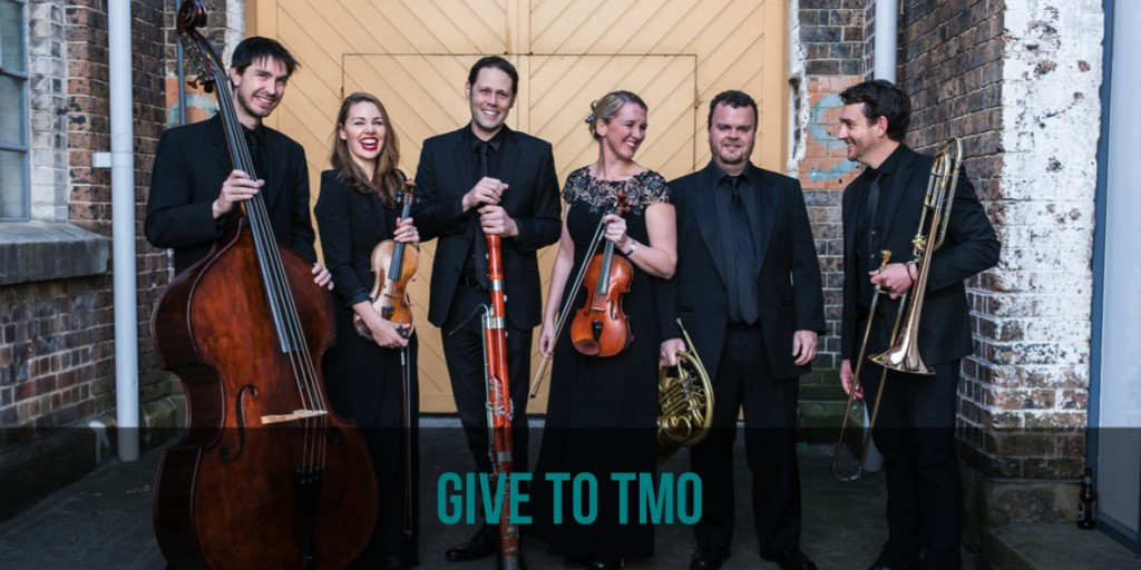 Give to TMO