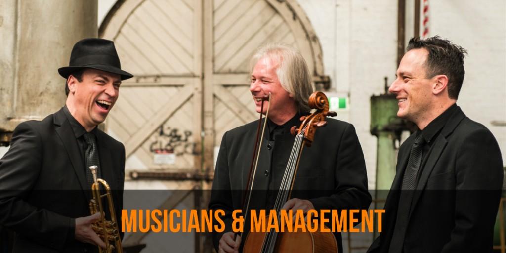 Musicians & Management