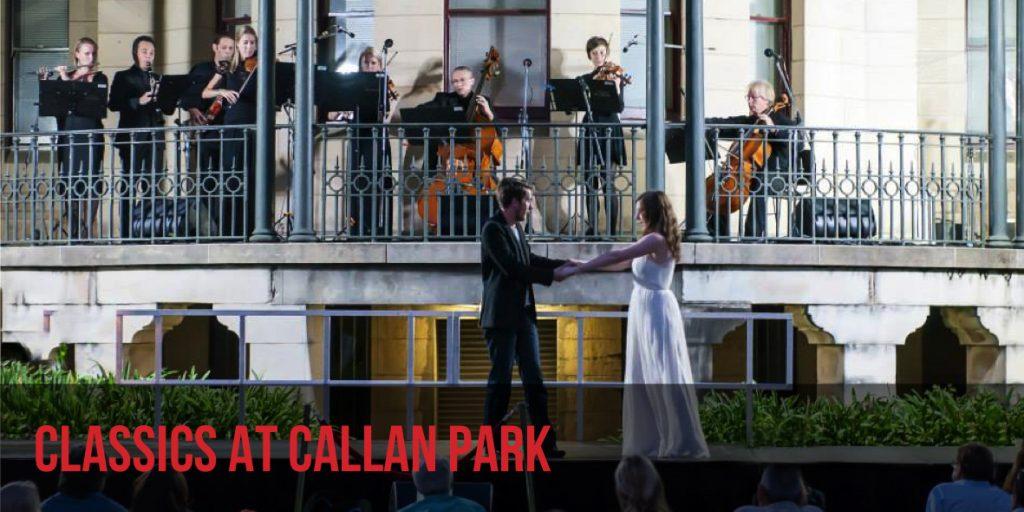 Classics at Callan Park