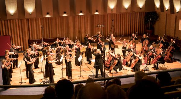 The Metropolitan Orchestra Strings